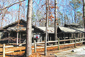 Sweetwater Creek Group Shelter